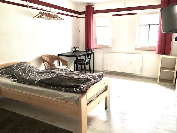 Schöne Wohnung für den Kurzurlaub für bis zu 4Pers