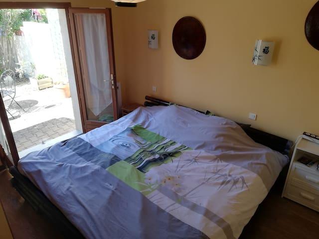 Chambre à 15 min des remparts de Carcassonne