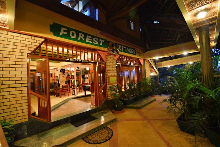 Chelsea Vacation Rentals - Forest Cottages
