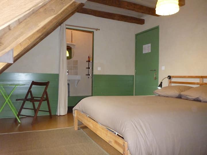 Chambre aux Granges d'ucafol Aubrac
