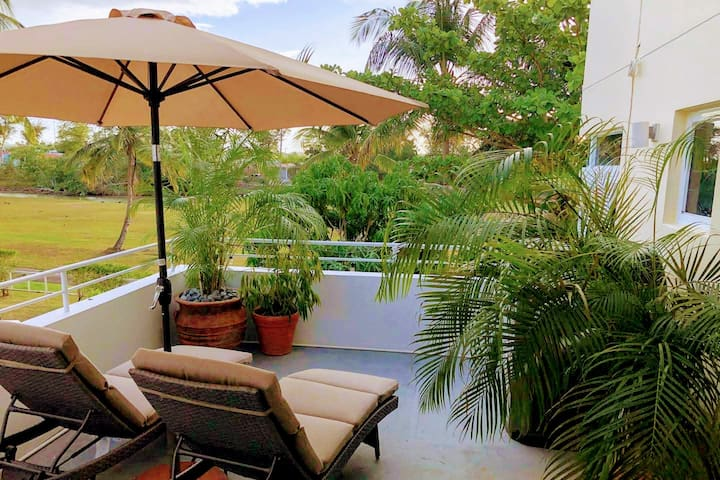 Private studio and Patio in Dorado del Mar