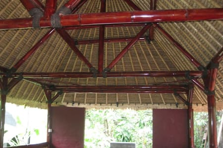Nest: Garuda perch