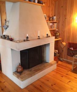 Vaset, Vestre Slidre - Røn - 小木屋