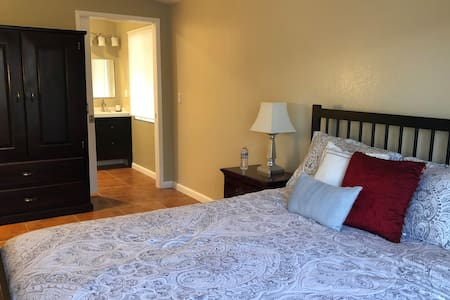 Huge Private Room Centrally Located in San Diego.