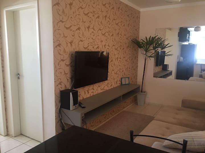 Apartamento para alugar em Mirassol