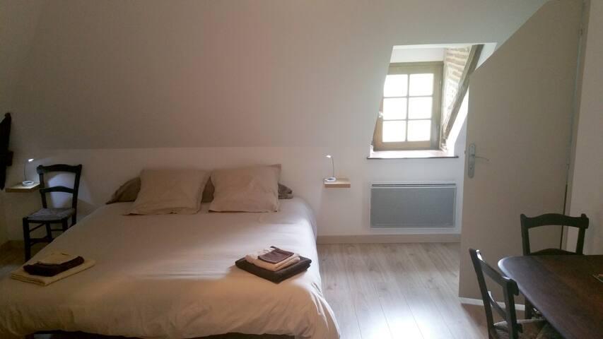 Family modular bedroom near Rocamadour