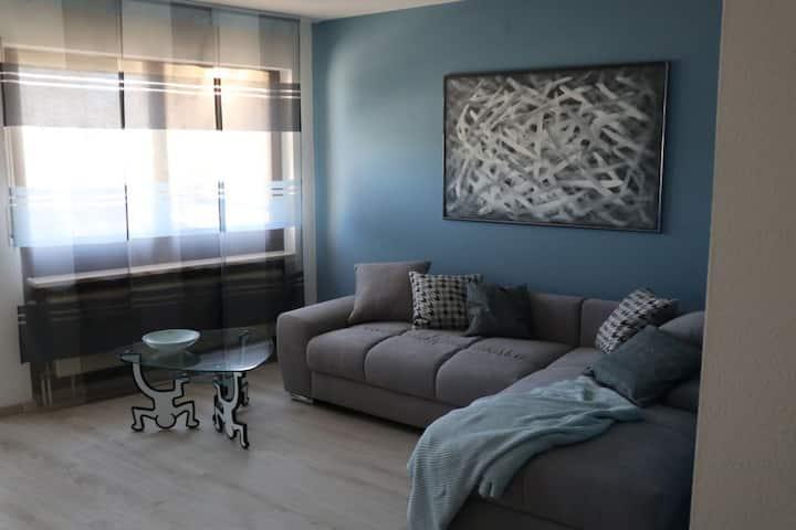 Frisch renovierte Wohnung in Weinsberg