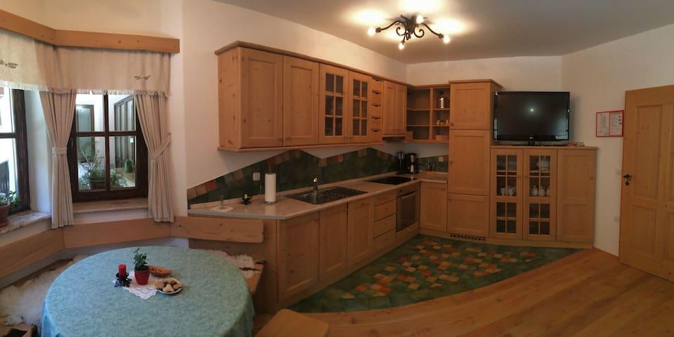 Apartments&Wellness Logarska dolina-apartm.Savinja