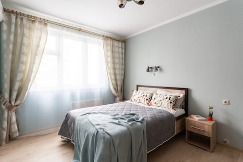 Family rooms Solntsevo