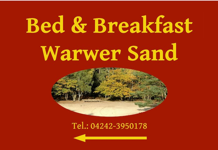 Bed & Breakfast Warwer Sand - Syke