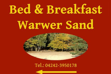 Bed & Breakfast Warwer Sand - Syke - Pousada