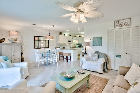 LICENSE TO CHILL on 30A in the Heart of Seagrove