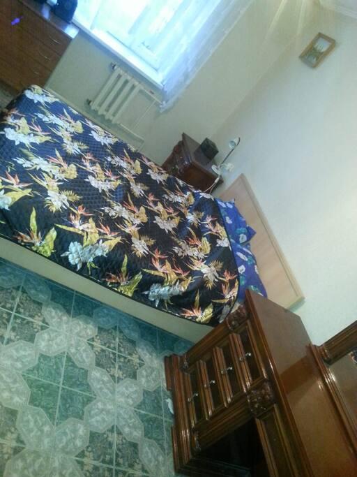 спальная комната   bedroom
