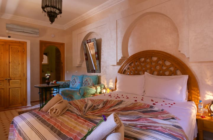 Double Room in Marrakech