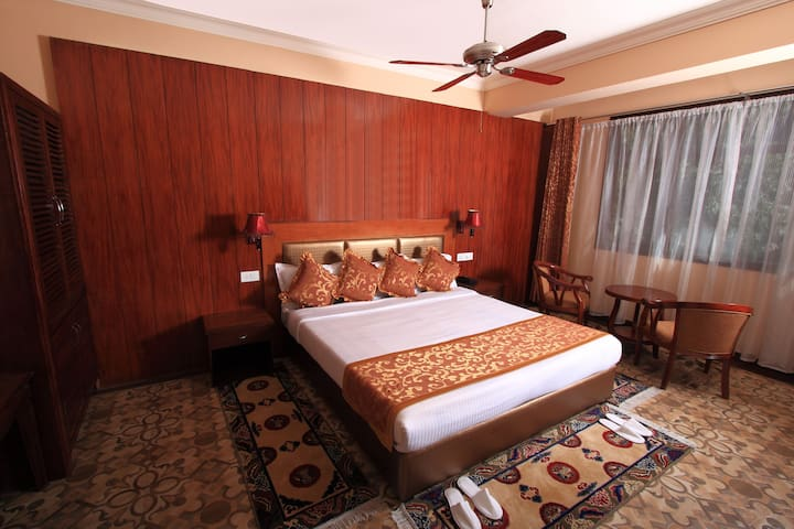 Super Deluxe room- Yarlam Portico - East Sikkim - Boutique hotel
