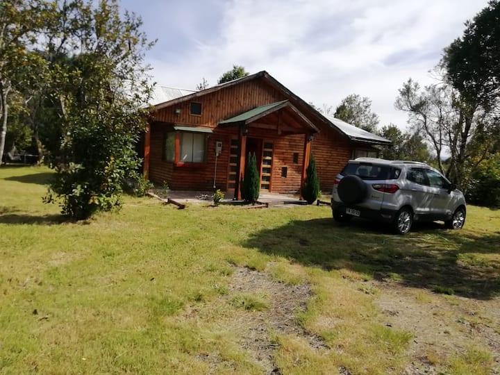 Nice Natural House Pucon Caburgua