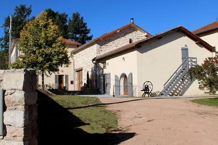 DOMAINE DELABAUDE - Saint-André-d'Apchon - Casa