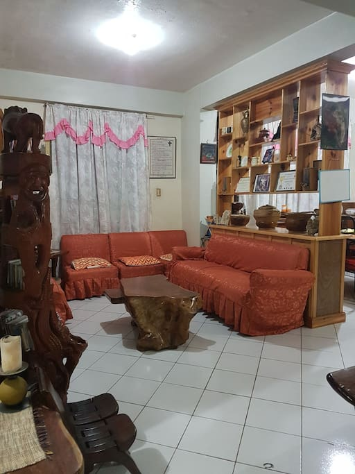 Living Room.   This is a common area for everyone.