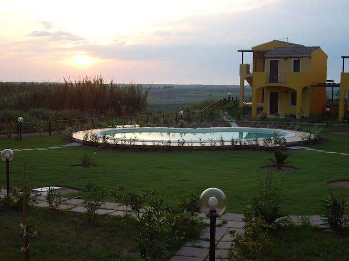 Casa Vacanze La Capazza, Viddalba. Sardegna Nord