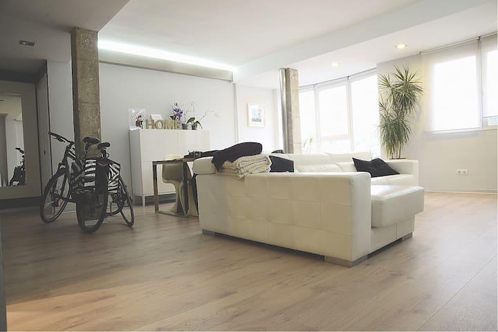 Piso reformado, centro de Burgos - Burgos - Apartment