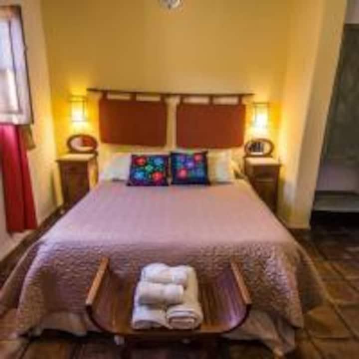 Habitación Doble en Hostal El Hospedaje