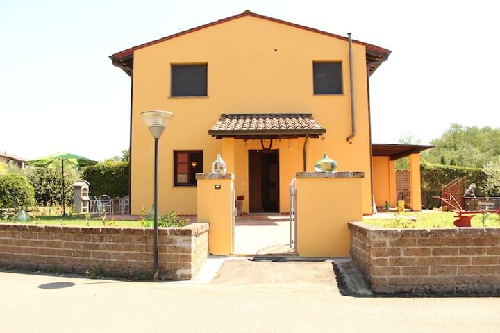 La Casa della Guia, Fucecchio, Tuscany
