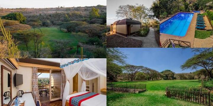 Masai Lodge