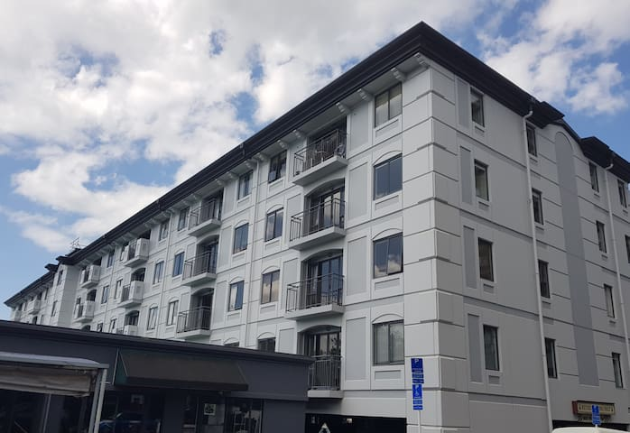 Apartment in walk distance to city center