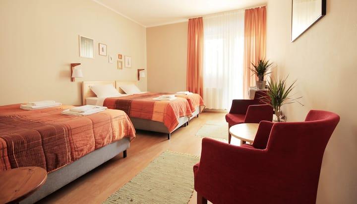 Family Room Villa Danube Paradise 4 beds