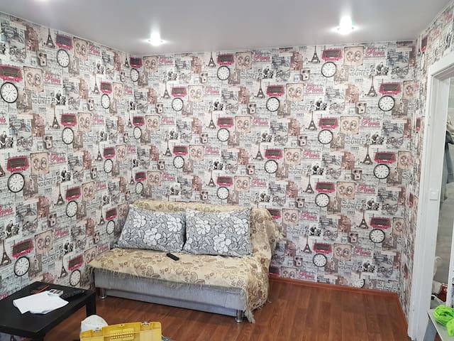 Уютная и светлая квартира эконом класса