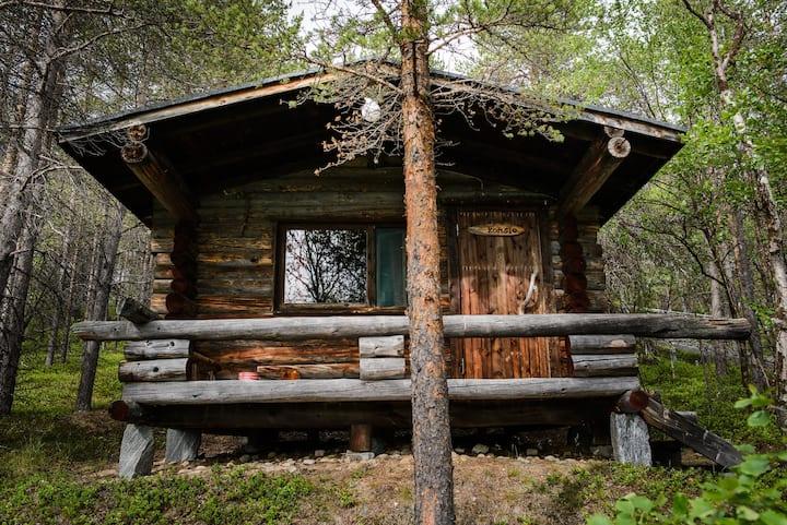 Komsio cabin