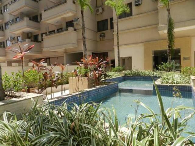 Beautiful apartment near from Maracanã Stadium