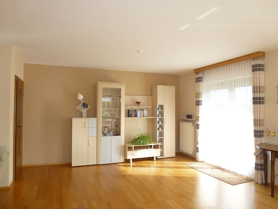 Teil des Wohnzimmers