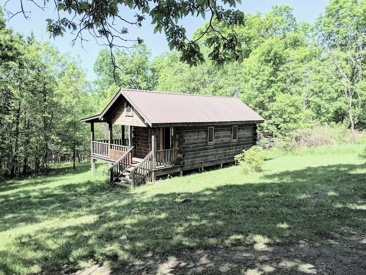 Back Roads Cabin Retreat