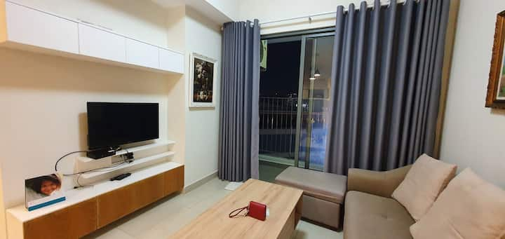 Share 1 private bedroom in Masteri Thao Dien