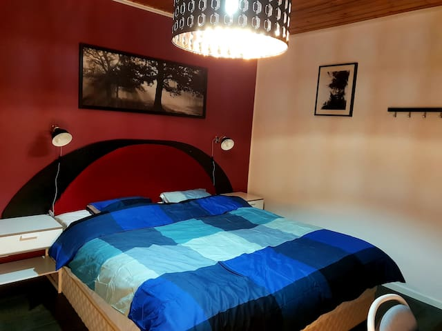 Double Room 15 minutes from Stockholm.