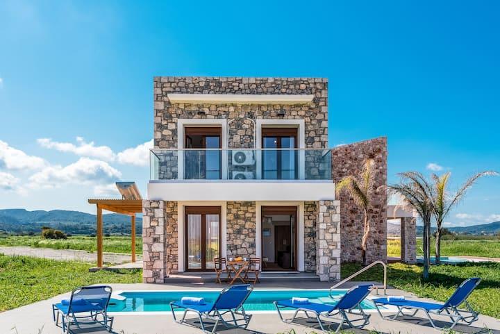 Diagoras Villa - Fanes