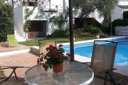 Comfortable Cortijo with Pool - Iznájar