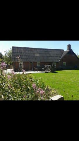 innbydende ferie hus - Nykøbing Mors - Casa