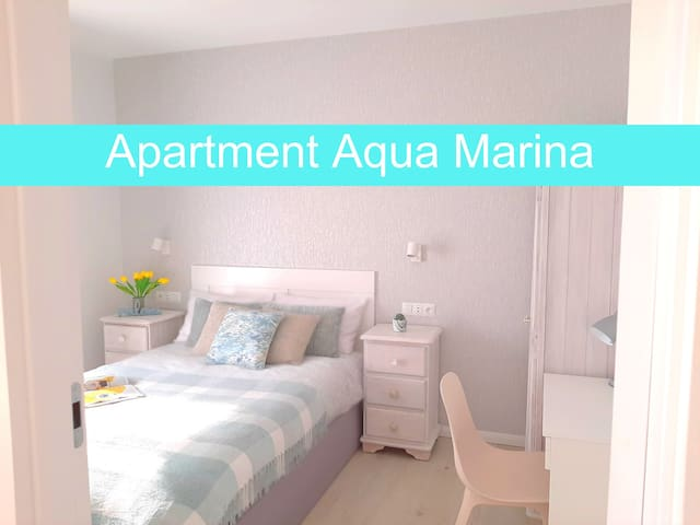 Apartment Aqua Marina | Lake, Nature, Relax!