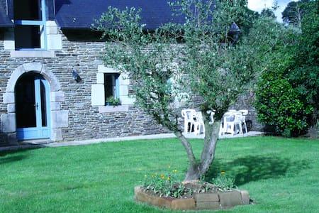 Gîte Le Chêne de Maner Ster - Cléden-Poher - Huis
