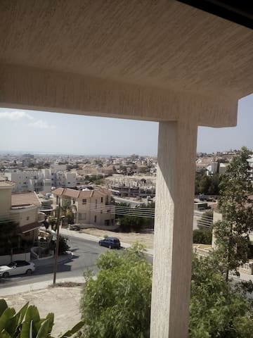 Brand new apt with wonderfull view in limassol