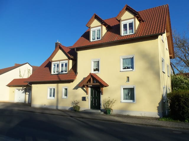 Apartment at Ellernbach in Litzendorf/Bamberg! - Litzendorf - Pis