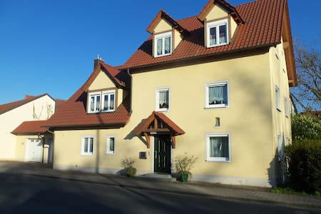 Ferienwohnung am Ellernbach in Litzendorf! - Litzendorf - Byt