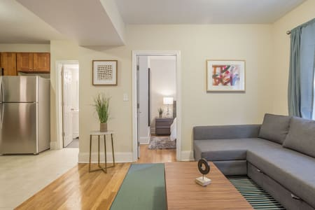Spacious 3 BR in Heart of North End - ボストン