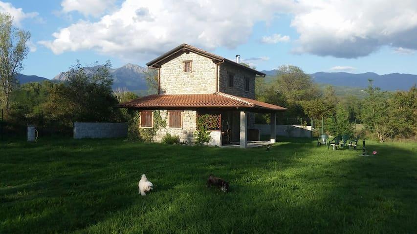 La Casetta - Mulazzo - Villa