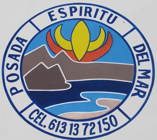 1 Bdrm Apt Near Beach #2 Posada Espiritu Del Mar