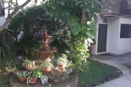 ⭐ Bungalow en Cuerna y alberca cerca de Tecmilenio