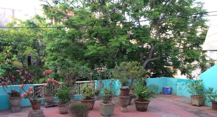 Peaceful Appartment in Center of Puducherry - Puducherry - Appartement