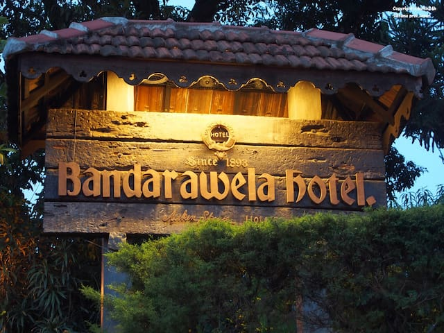 Bandarawela Hotel (With Breakfast)